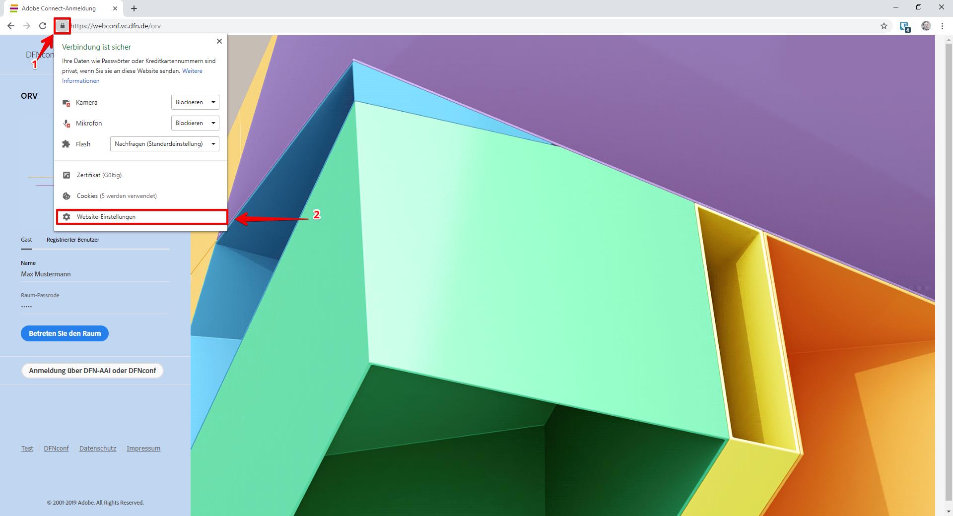 Flash Erlauben Chrome